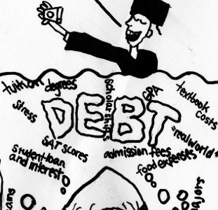 Drowning in Student Debt