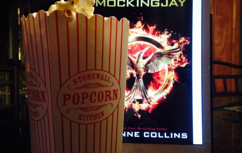 """Mockingjay: Part One"" Movie Review"