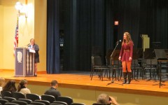 Poetry Out Loud Competition: Emma Avery Wins,  Qualifies for Regionals