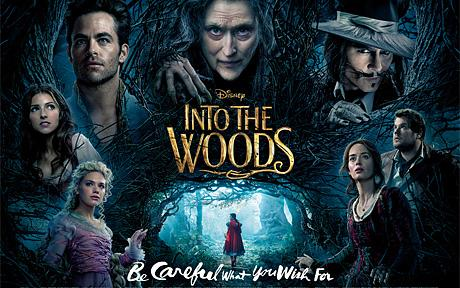 """Into The Woods"" Movie Review"