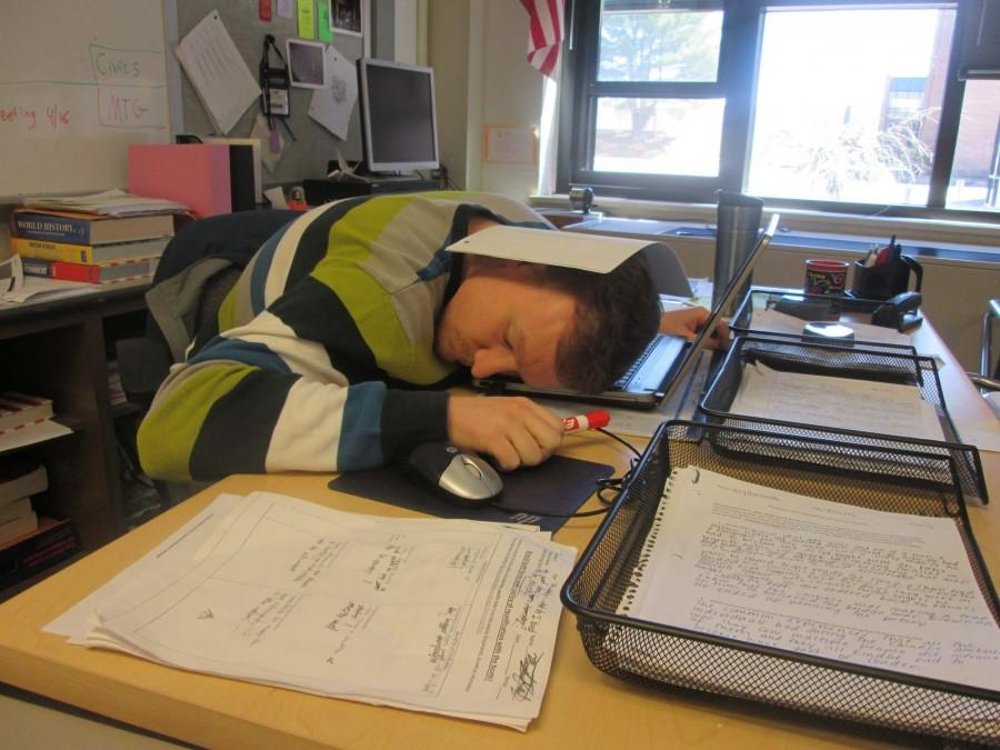 Senioritis: It's Not Just for the Kids Anymore