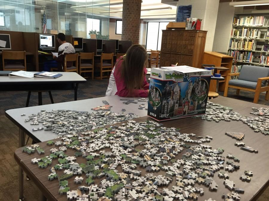 """Lewis Mills """"Maker Space"""" Looks to Build Self-Directed Learning"""