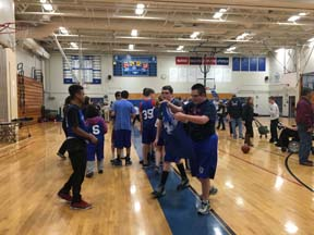 Unified Sports Basketball Tournament 2016