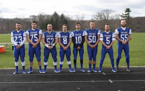 Seniors give thanks for memories, long awaited success