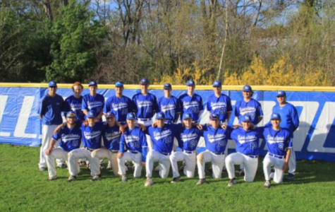 Baseball team poised to make school history
