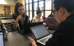 Virtual high school broadens student experience beyond walls