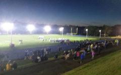 Lights cast new glow on Mills football