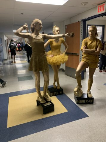 Senior Creativity Rises Again For Halloween 2019