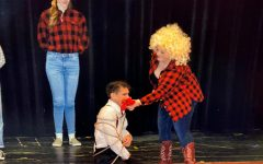 Freshman Ian Markowich recently acted in one of the lead roles in the school musical